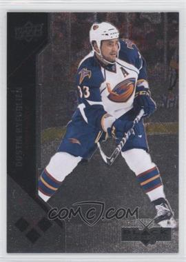 2011-12 Upper Deck Black Diamond #163 - Dustin Byfuglien