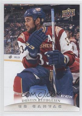 2011-12 Upper Deck Canvas #C88 - Dustin Byfuglien
