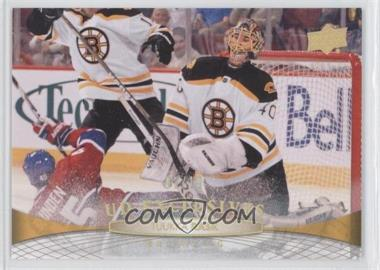 2011-12 Upper Deck High Gloss UD Exclusives #436 - Tuukka Rask /10