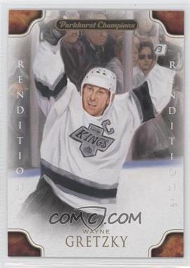 2011-12 Upper Deck Parkhurst Champions - [Base] #131 - Wayne Gretzky