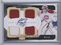 Carey Price /15