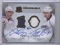 Marian Gaborik, Mike Richards /10