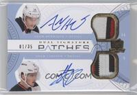 Adam Henrique, Adam Larsson /35