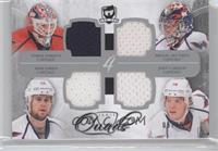 Tomas Vokoun, Michal Neuvirth, Mike Green, John Carlson /10