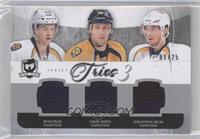 Ryan Ellis, Craig Smith, Jonathon Blum /25