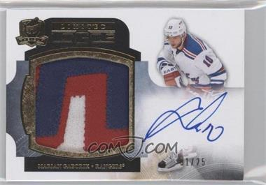 2011-12 Upper Deck The Cup Limited Logos Autographs #LL-GA - Marian Gaborik /50