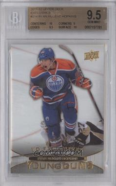 2011-12 Upper Deck UD Exclusives #214 - Ryan Nugent-Hopkins /100 [BGS 9.5]