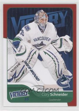 2011-12 Upper Deck Victory Red #182 - Cory Schneider
