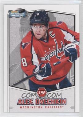 2011 Panini Player of the Day #POD1 - Alex Ovechkin