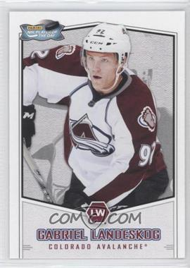 2011 Panini Player of the Day #POD5 - Gabriel Landeskog