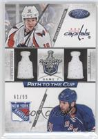 Nicklas Backstrom, Mike Rupp /99