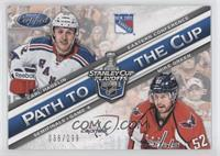 Mike Green, Carl Hagelin /299
