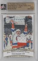 Mike Bossy (Four Straight Cups) /10 [ENCASED]