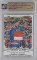 First Heritage Classic (Mark Messier) /40 [ENCASED]