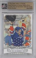 Oilers win cup without Gretzky (Mark Messier) /40 [ENCASED]