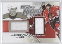 Jeremy Roenick, Seth Jones /1