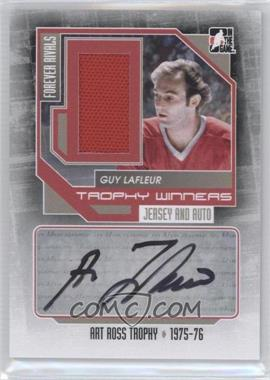 2012-13 In the Game Forever Rivals Series Trophy Winners Jersey and Autograph #TWA-GL - Guillaume Latendresse