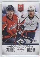 Connor Carrick, Tom Wilson /499