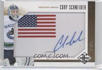 Cory Schneider /25