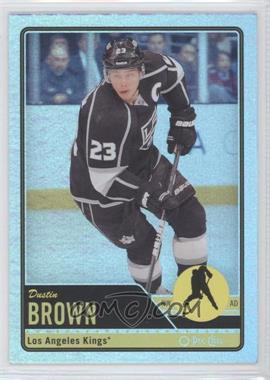 2012-13 O-Pee-Chee Rainbow Foil #430 - Dustin Brown