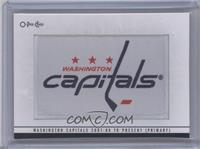 Washington Capitals 2007-08 to Present