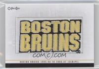 Boston Bruins 1995-96 to 2006-07