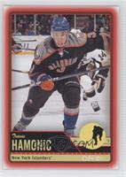 Travis Hamonic