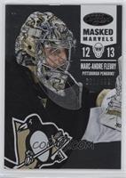 Masked Marvels - Marc-Andre Fleury /999