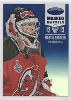 Masked Marvels - Martin Brodeur /50