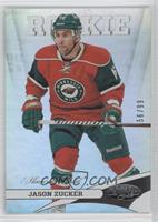 Certified Rookie - Jason Zucker /99