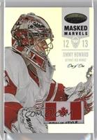 Masked Marvels - Jimmy Howard /1