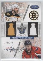 Mike Green, Zdeno Chara /250