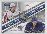 Alex Ovechkin, Michael Del Zotto /299