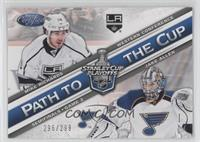Jake Allen, Mike Richards /299