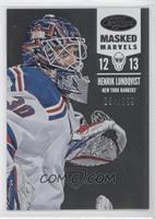Masked Marvels - Henrik Lundqvist /999
