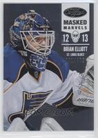 Masked Marvels - Brian Elliott /999