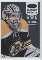 Masked Marvels - Tim Thomas /999