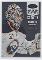 Masked Marvels - Ryan Miller /999