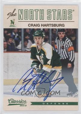2012-13 Panini Classics Signatures - [Base] - Autographs [Autographed] #125 - Craig Hartsburg