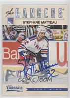 Stephane Matteau
