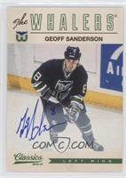 Geoff Sanderson