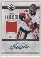 Craig Anderson /25