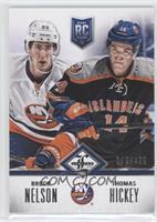 New York Islanders (Brock Nelson, Thomas Hickey) /499