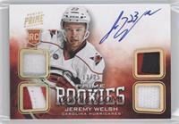Jeremy Welsh /25