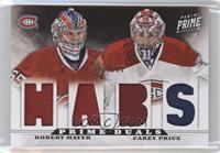 Robert Mayer, Carey Price /200
