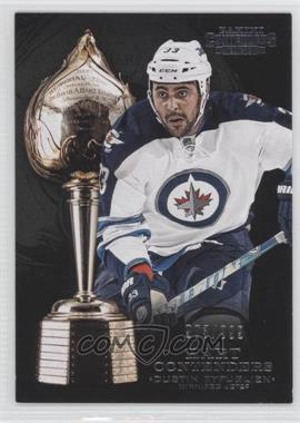 2012-13 Panini Rookie Anthology - Contenders Hart Contenders #H4 - Dustin Byfuglien /999