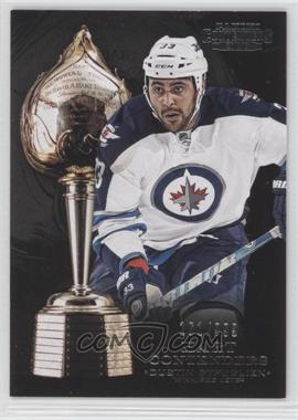 2012-13 Panini Rookie Anthology Contenders Hart Contenders #H4 - Dustin Byfuglien /999