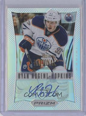 2012-13 Panini Rookie Anthology Prizm Prizms Autographs 2013 National [Autographed] #39 - Ryan Nugent-Hopkins /1