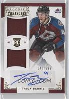 Rookie Treasures - Tyson Barrie /699