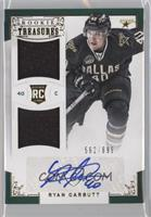 Rookie Treasures - Ryan Garbutt /699
